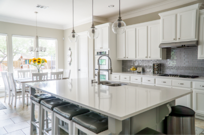 Countertops don't have to be a stressor with installation and design by Norseman Company of Louisville, KY.