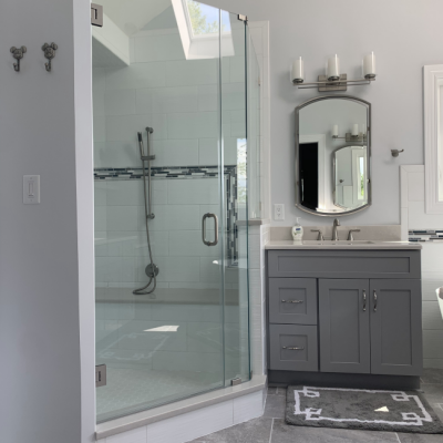Update your space with bathroom remodeling from Norsemen in Louisville, KY.