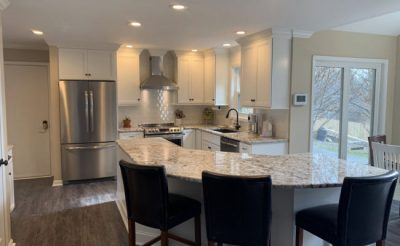 Let Norsemen Company of Louisville, KY provide you with kitchen remodeling.